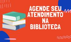 Agendar atendimento na biblioteca