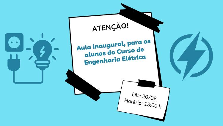 Campus Guarapari realizará a aula inaugural, para os alunos do Curso de Engenharia Elétrica